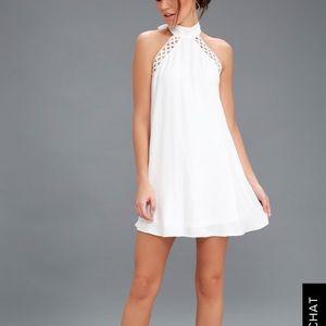 Lilac Lulus Summer Dress
